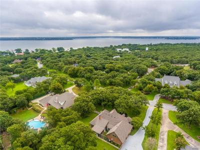 Tarrant County Single Family Home For Sale: 117 Westlake Woods Drive