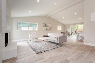 Dallas Single Family Home For Sale: 11561 Coral Hills Drive