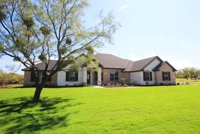 Brock Single Family Home For Sale: 130 Hackberry