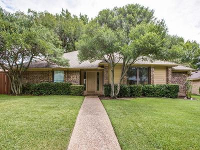 Dallas Single Family Home For Sale: 6319 Pineview Road