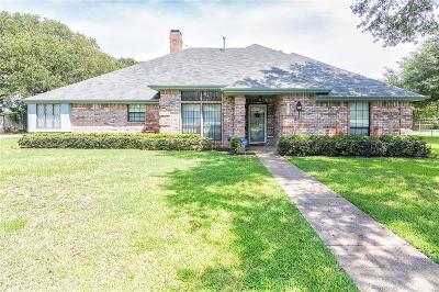 Terrell Single Family Home For Sale: 127 Lincoln Lane