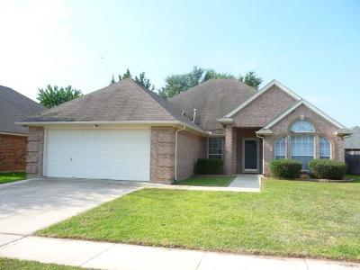 Fort Worth Single Family Home For Sale: 8700 Creede Trail