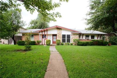 Mesquite Single Family Home For Sale: 2007 Eastbrook Circle