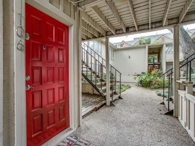 Dallas Condo For Sale: 4331 Dickason Avenue #106