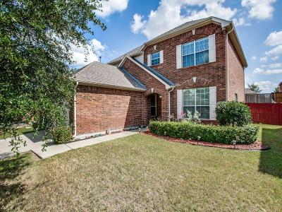 McKinney Single Family Home For Sale: 8109 Shasta Drive