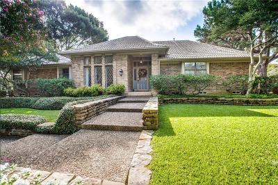 Dallas Single Family Home For Sale: 9709 Winding Ridge Drive