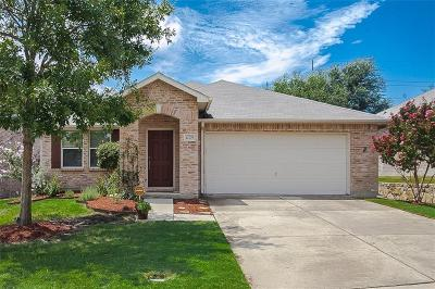 Frisco Single Family Home Active Option Contract: 12779 Vassar Drive
