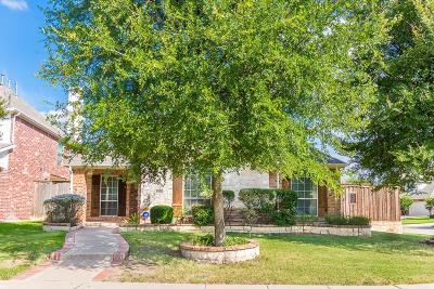 Frisco Single Family Home For Sale: 4402 Duval Drive