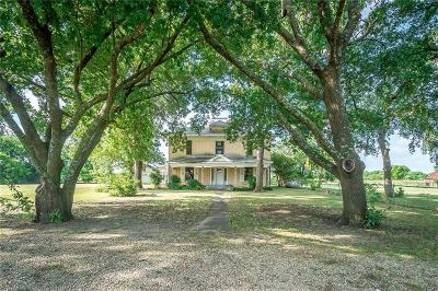 McKinney Single Family Home Active Contingent: 2558 County Road 342