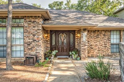 Grapevine Single Family Home For Sale: 2936 River Crest Street