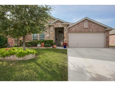Fort Worth Single Family Home For Sale: 5809 Red Drum Drive
