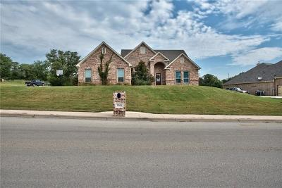 Weatherford Single Family Home For Sale: 3501 Lakeway Drive
