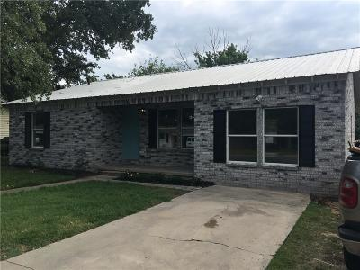 Erath County Single Family Home For Sale: 1270 N Garfield Avenue