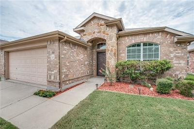 Little Elm Single Family Home For Sale: 1808 Galena Court