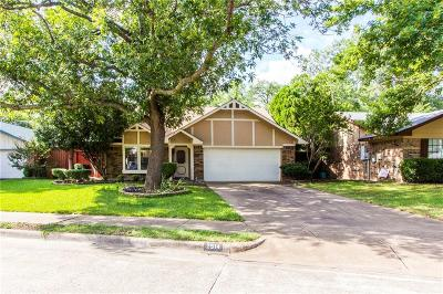 Garland Single Family Home For Sale: 2514 Sword Drive
