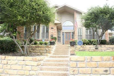 Dallas Single Family Home For Sale: 2719 Monet Place
