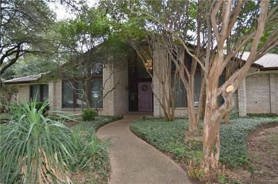 Fort Worth Single Family Home For Sale: 5100 Paint Rock Court