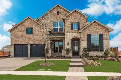 Frisco Single Family Home For Sale: 16540 Heartleaf Road
