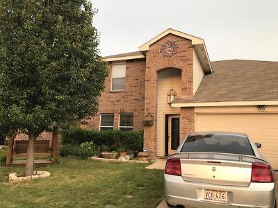 Fort Worth Single Family Home For Sale: 6912 Brookglen Lane