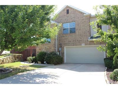 Irving Townhouse For Sale: 4115 Florence Drive