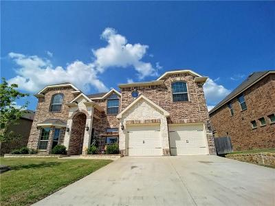 Fort Worth Single Family Home For Sale: 5716 Coleto Creek Circle