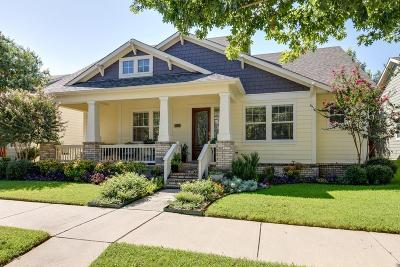 North Richland Hills Single Family Home For Sale: 8624 Bridge Street