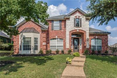 Plano Single Family Home For Sale: 3625 Bent Ridge Drive