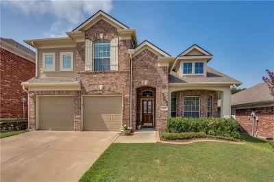McKinney Single Family Home For Sale: 517 Crystal Falls Drive