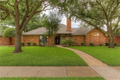 Plano Single Family Home For Sale: 3912 Cross Bend Road