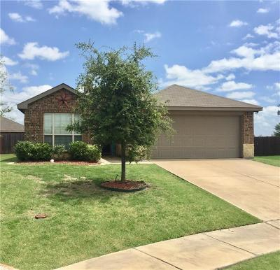 Forney Single Family Home For Sale: 102 Liberty Circle