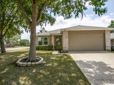 Denton Single Family Home For Sale: 8701 Swan Park Drive