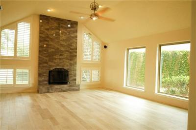 Richardson Single Family Home For Sale: 1100 Richland Oaks Drive