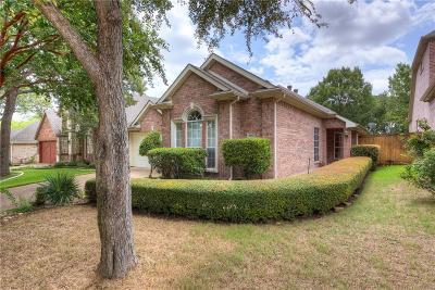 Corinth Single Family Home For Sale: 1616 Villa Court