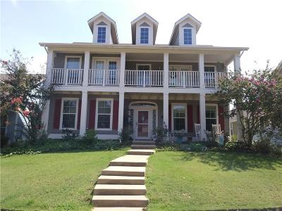 Providence Village Single Family Home For Sale: 10100 Cherry Hill Lane