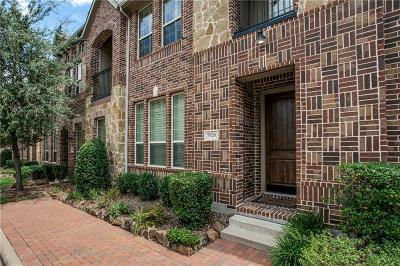 Plano Townhouse For Sale: 7920 Osborn Parkway