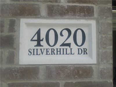 Dallas Single Family Home For Sale: 4020 Silverhill Drive