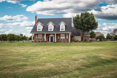 Midlothian Single Family Home For Sale: 1440 Honeysuckle Ridge Court