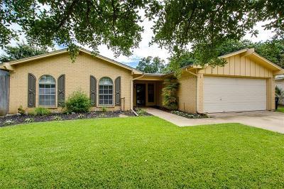 Denton Single Family Home For Sale: 3328 Oriole Lane