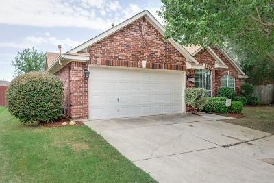 Watauga Single Family Home For Sale: 5409 Ridge View Drive
