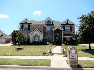 Mansfield Single Family Home For Sale: 5202 Cool River Court