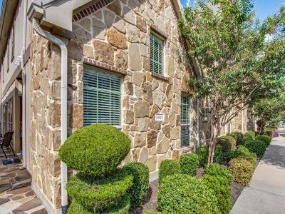 McKinney Townhouse For Sale: 8820 Papa Trail