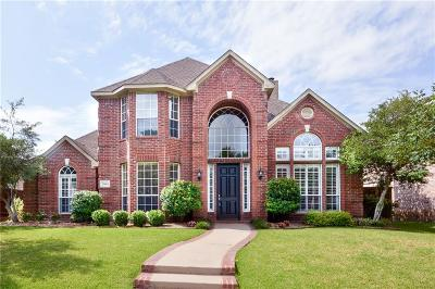 Plano Single Family Home For Sale: 3844 Elgin Drive
