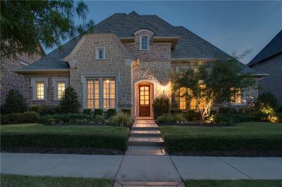 Frisco Single Family Home For Sale: 3635 Hickory Grove Lane