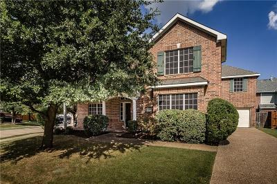 McKinney Single Family Home For Sale: 2516 Dunbar Drive
