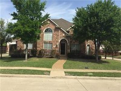 Plano Single Family Home For Sale: 4105 Ridge Park Way