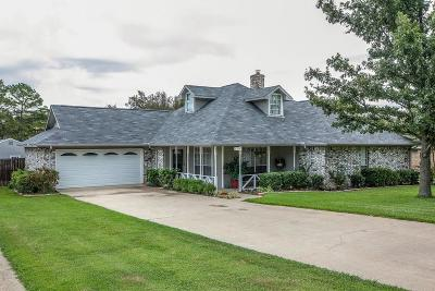 Flower Mound Single Family Home Active Option Contract: 2258 Lake Coves Drive