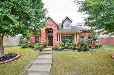 Rockwall Single Family Home Active Option Contract: 1005 Potter Avenue