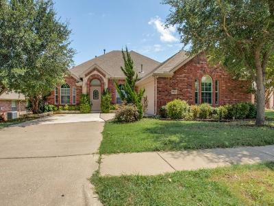 Garland Single Family Home Active Contingent: 5022 Grace Drive