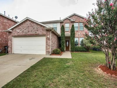 Fort Worth TX Single Family Home For Sale: $229,900