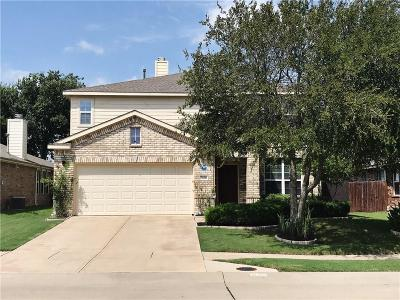 McKinney Single Family Home For Sale: 3608 Corral Creek Drive